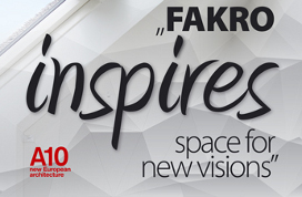FAKRO inspires - space for new visions