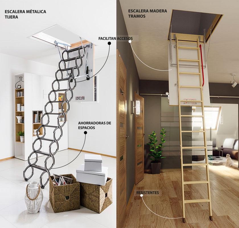Escaleras plegables para buhardilla trendy escaleras escaleras with escaleras plegables para - Escalera para buhardilla ...